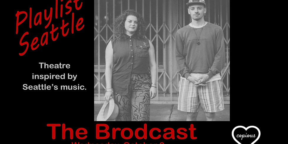 ROCKTOBER: The Brodcast [theatre+music]