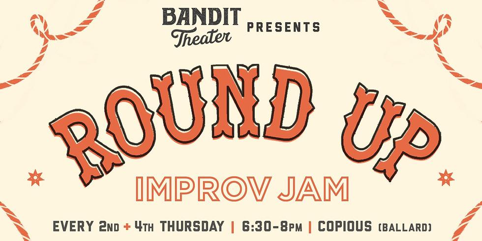 Bandit Round Up Improv Jam [Improv]