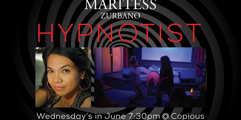 Over The Edge with Maritess [Hypnotism]