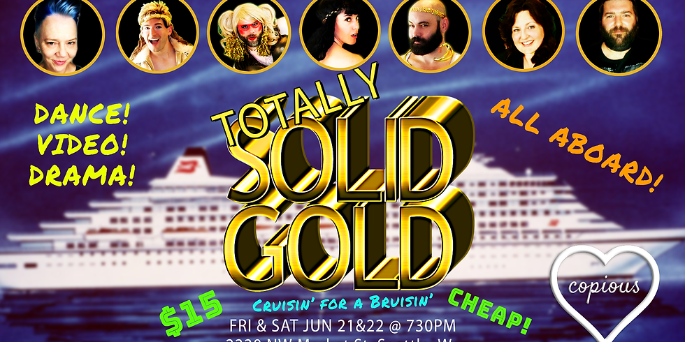 Totally Solid Gold - Cruisin' for a Bruisin' [Variety Show]