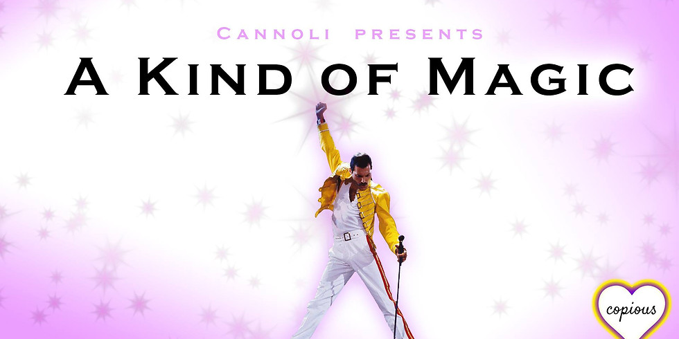 A Kind of Magic [Variety Show]