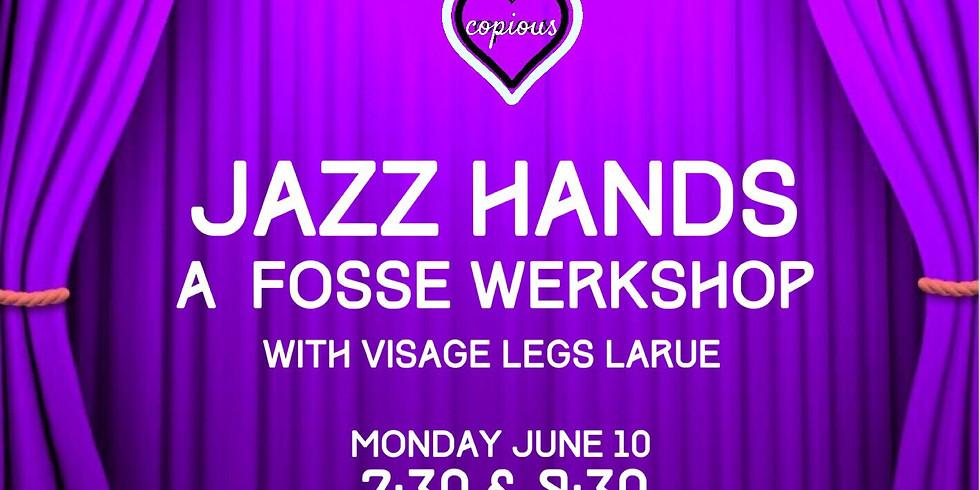 Jazz Hands - A Fosse Werkshop [Werkshop]