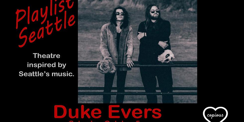 ROCKTOBER: Duke Evers [theatre & music]