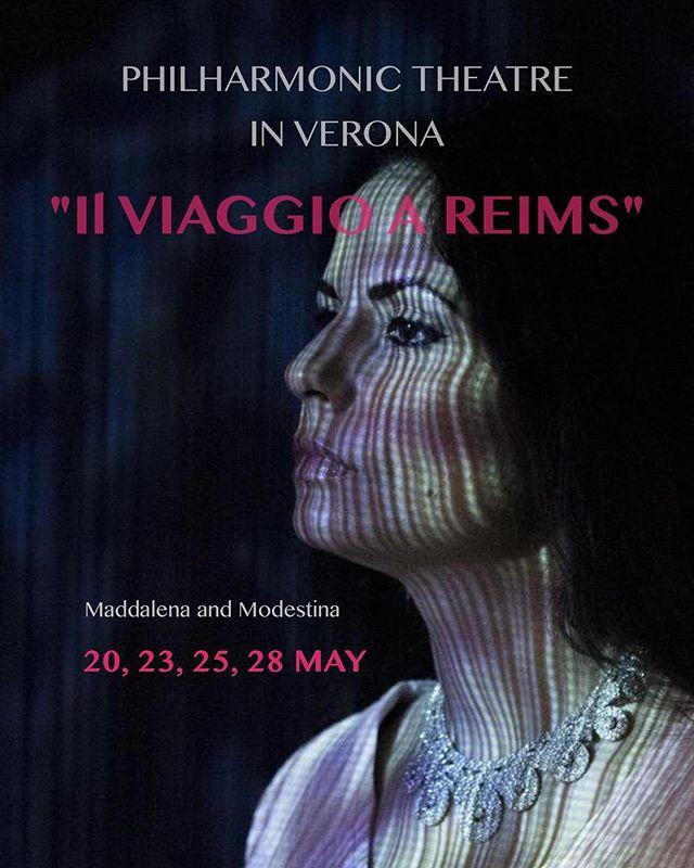 Don't miss it!! #ilviaggioareims #teatro