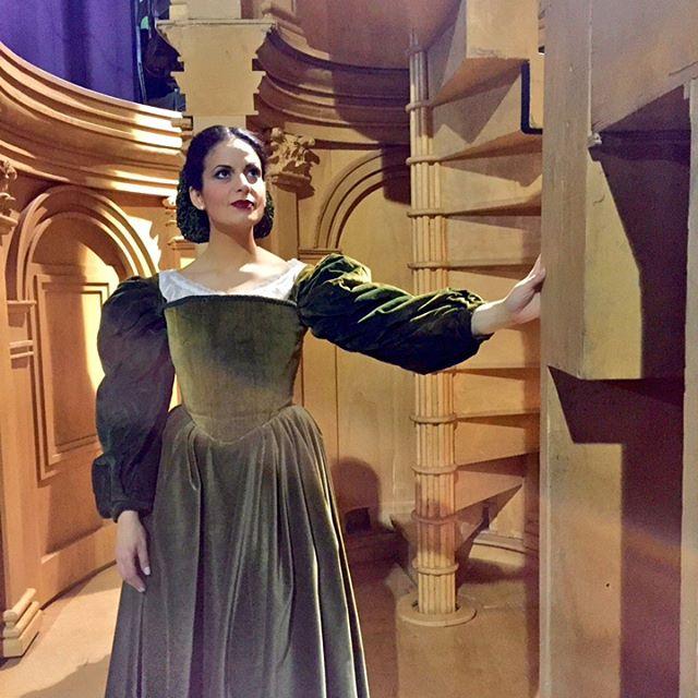 Alice will be Giovanna in Verdi's Rigole