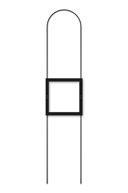 Náhrdelník čtverec