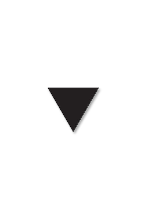 Brož trojúhelník malý