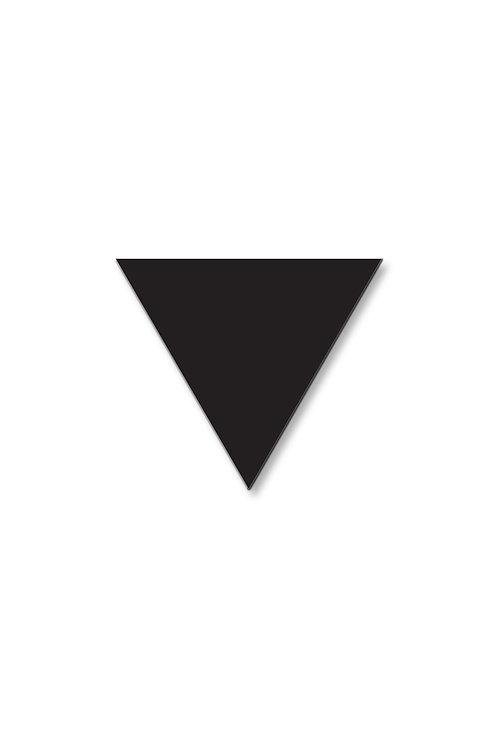 Brož trojúhelník velký