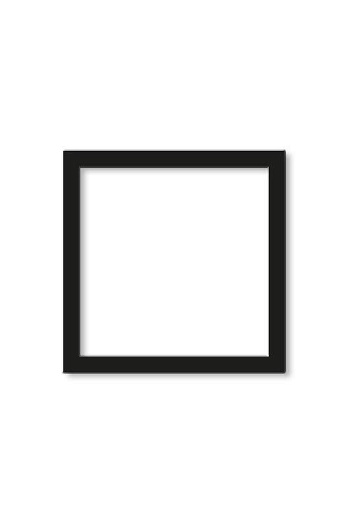Brož čtverec obrys