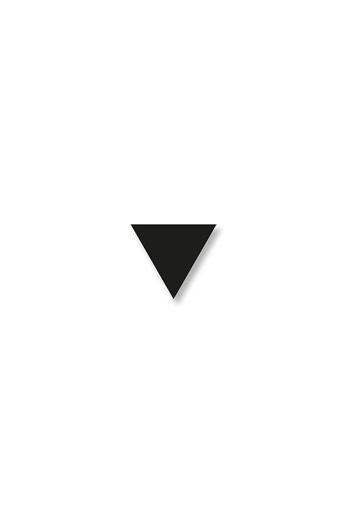 Naušnice trojúhelník velký