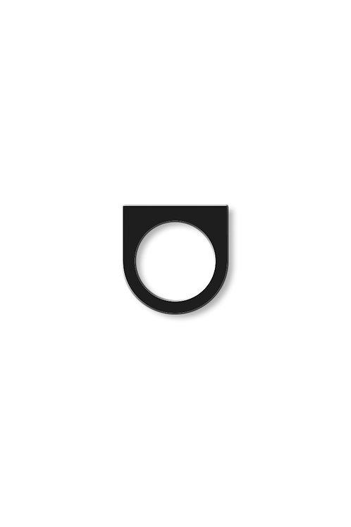 Prsten rovný