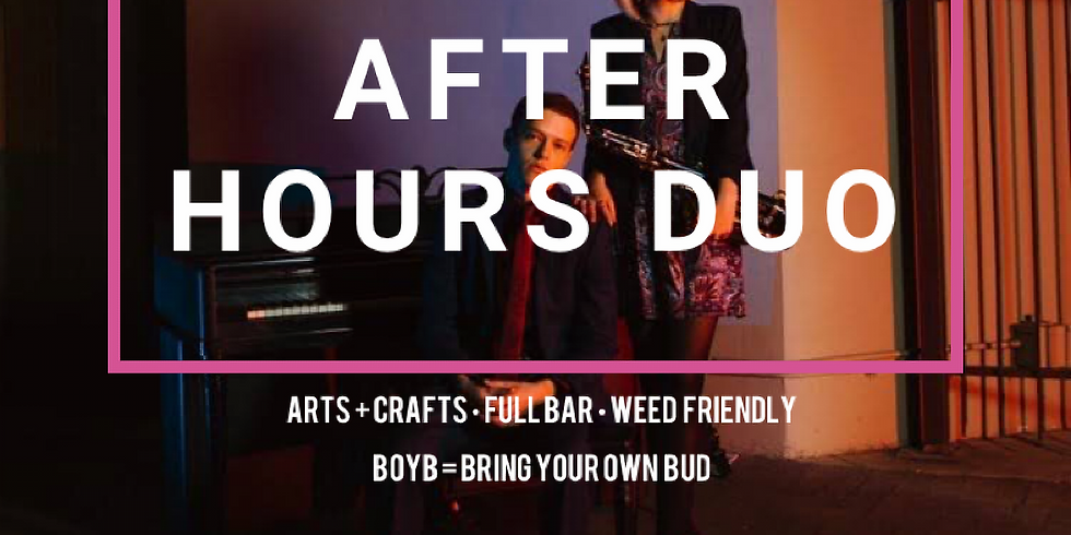 After Hours Duo at Arte Bella On 4th Ave.