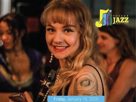 The Autumn Dominguez Quintet kicks off the 2020 Tucson Jazz Festival