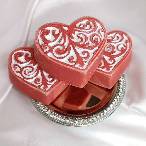 Broque Artisan Heart - Cherrybomb