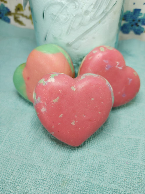 FARMHOUSE Florals Luxe Heart Singles