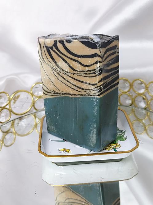 Wild Thang Artisan Soap-Dusky Blueberry