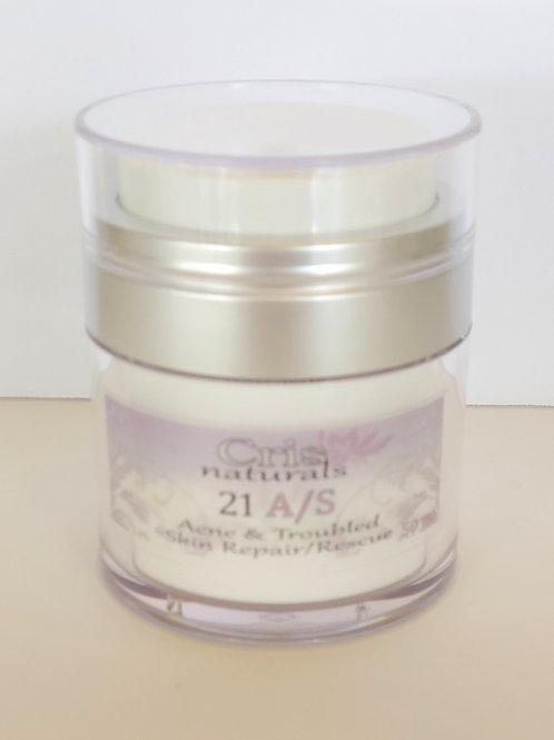 21 A/S (Acne/Sensitive) Skin Creme