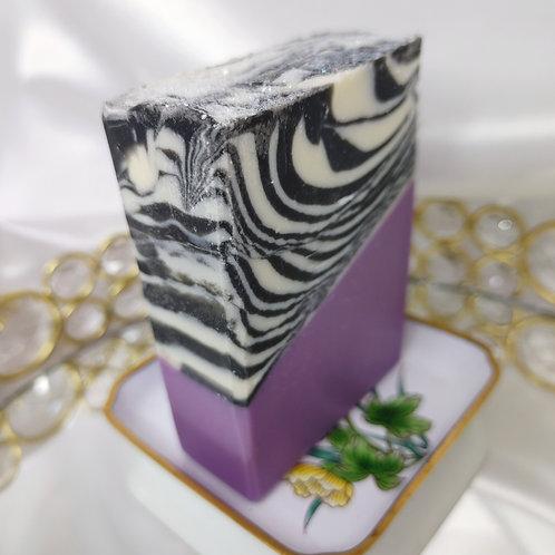 Wild Thang Artisan Soap-Blackberry Rose