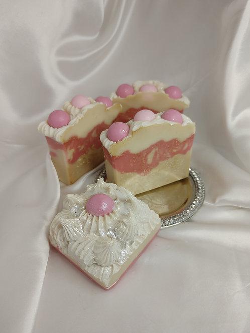 Bubble Gum Artisan Soap Bar