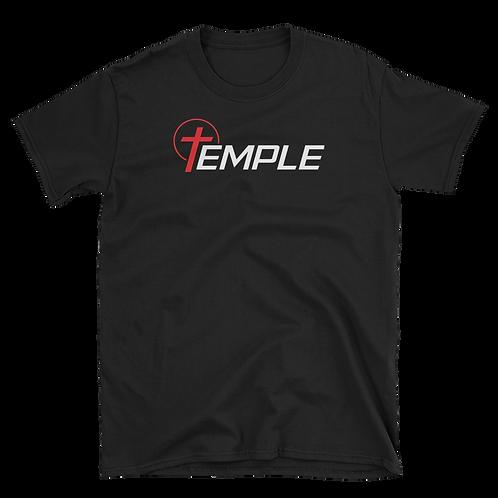 Original Temple Logo Tee.