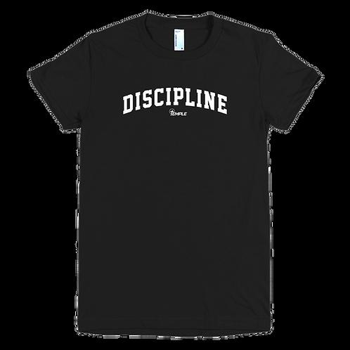 Women's Discipline T-Shirt
