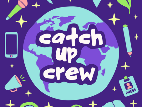 Welcome to Catch Up Crew