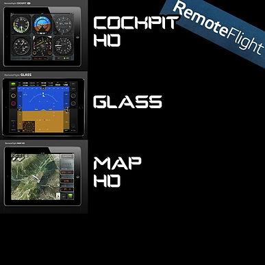 RemoteFlight Plane Gauges