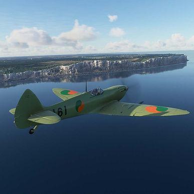 Spitfire Irish Air Corps Livery