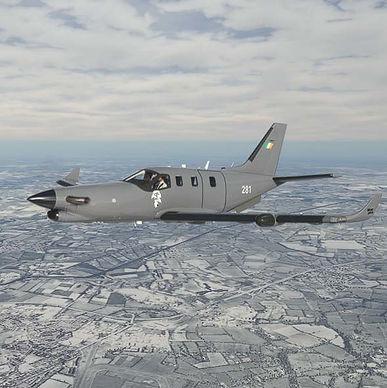 Irish Air Corps TBM 930 Livery