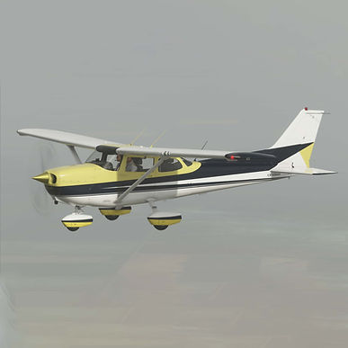 ColFork inspired Cessna 172 Livery