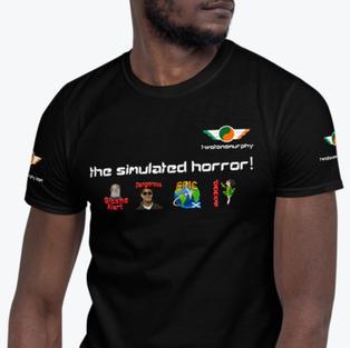 TTM Simulated Horror!