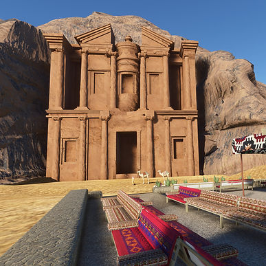 Petra The Lost City - A 7th Wonder of the World