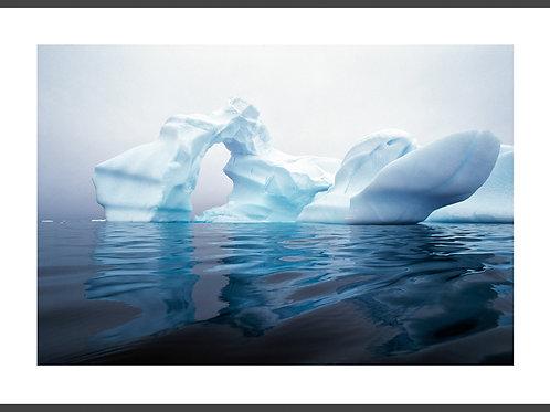 Antarctica QUIET ICEBERG