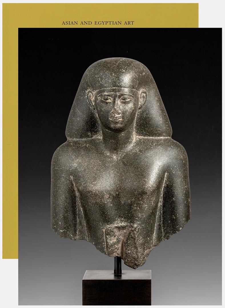 EGYPTIAN ART (Portraits)