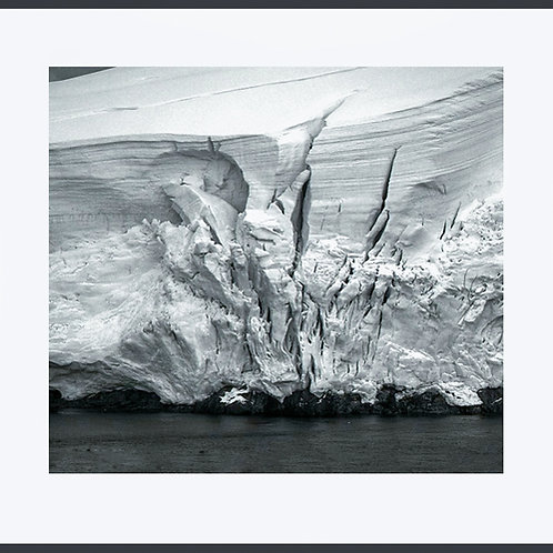 Antarctica NOISY ICEBERG