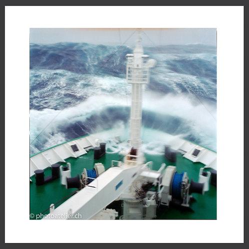 Antarctica DRAKE PASSAGE CYCLON