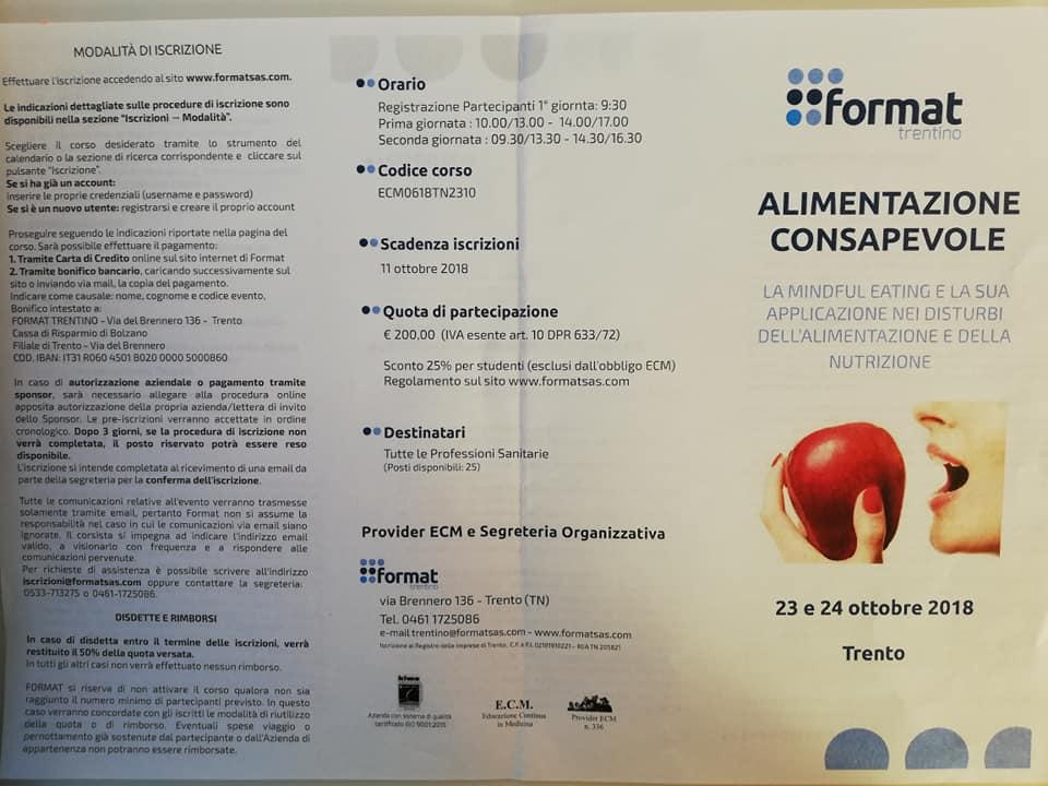 corso ECM Trento