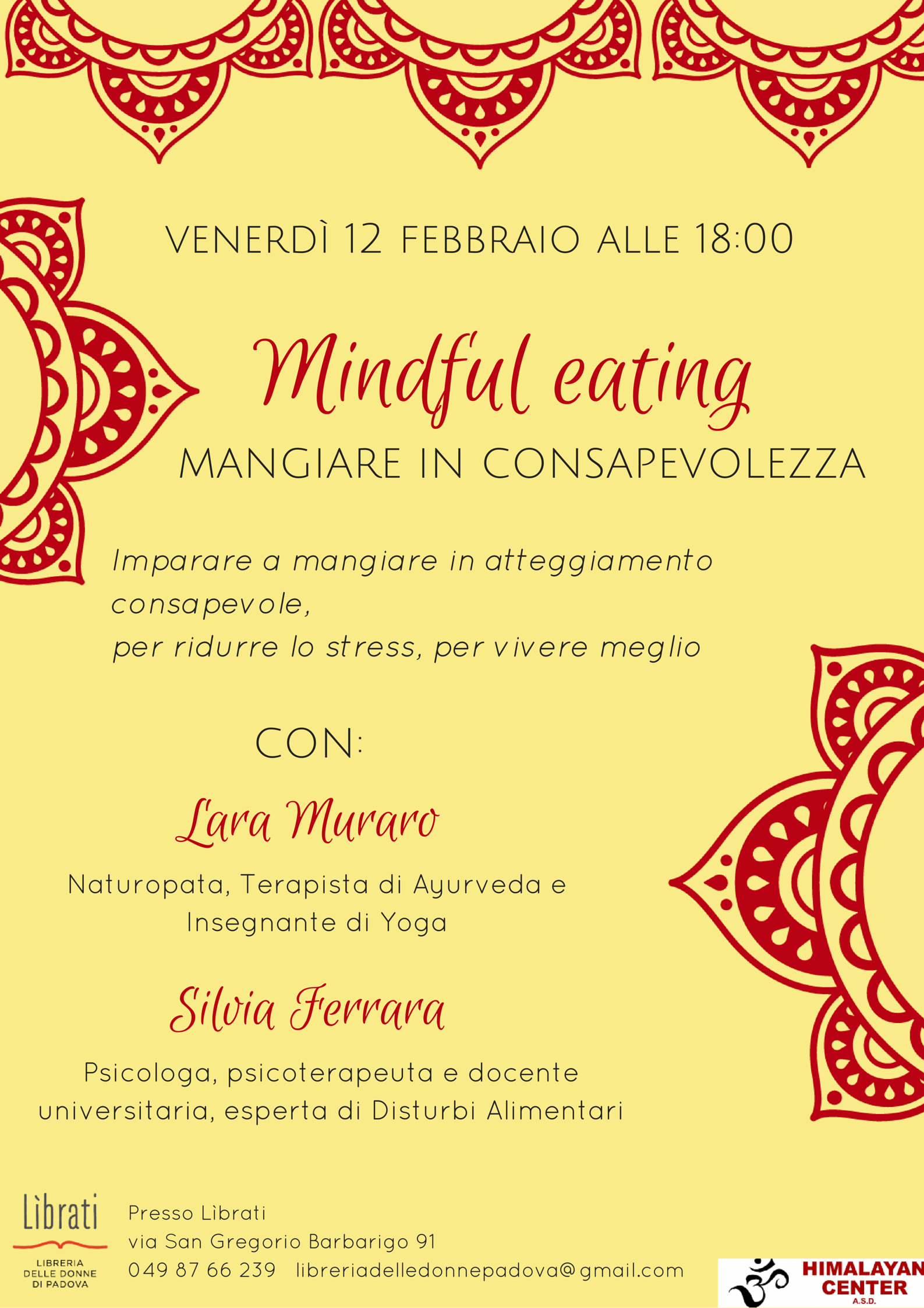 Incontro Mindful Eating