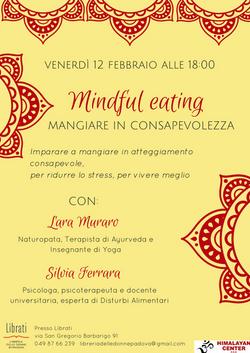 Incontro Mindful Eating