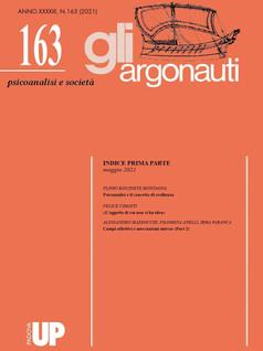 Gli ARGONAUTI - Rivista di Psicoanalisi e Società