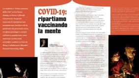COVID-19: ripartiamo vaccinando la mente