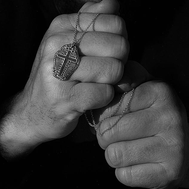 Médaille Croix noire