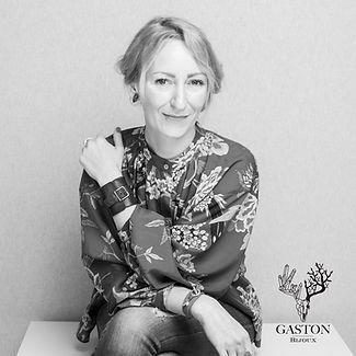 PinelPeschardière la créatrice de GASTON Bijoux
