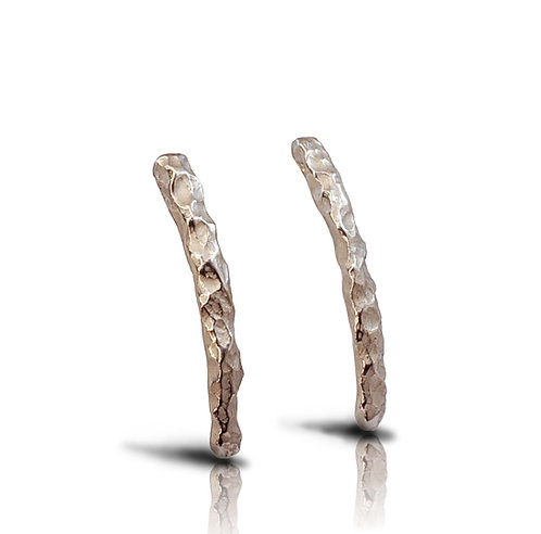 boucles d'oreilles sur mesure argent massif 925 rhodié femme gaston bijoux