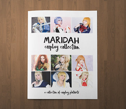 Maridah's Cosplay Collection
