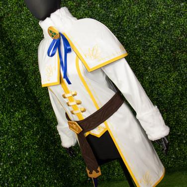 Winter Coat Zelda