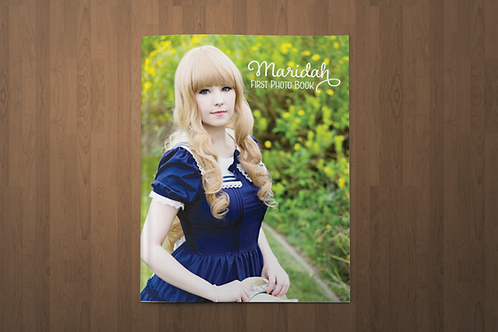 Maridah's First Photobook