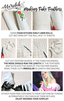 Fake Feathers Guide