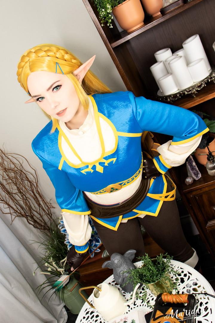 Breath of the Wild Zelda