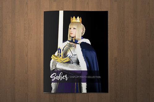 Saber: Cosplay Photo Collection
